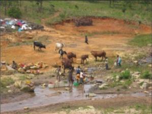 Projet Tchipangalua Angola 2005