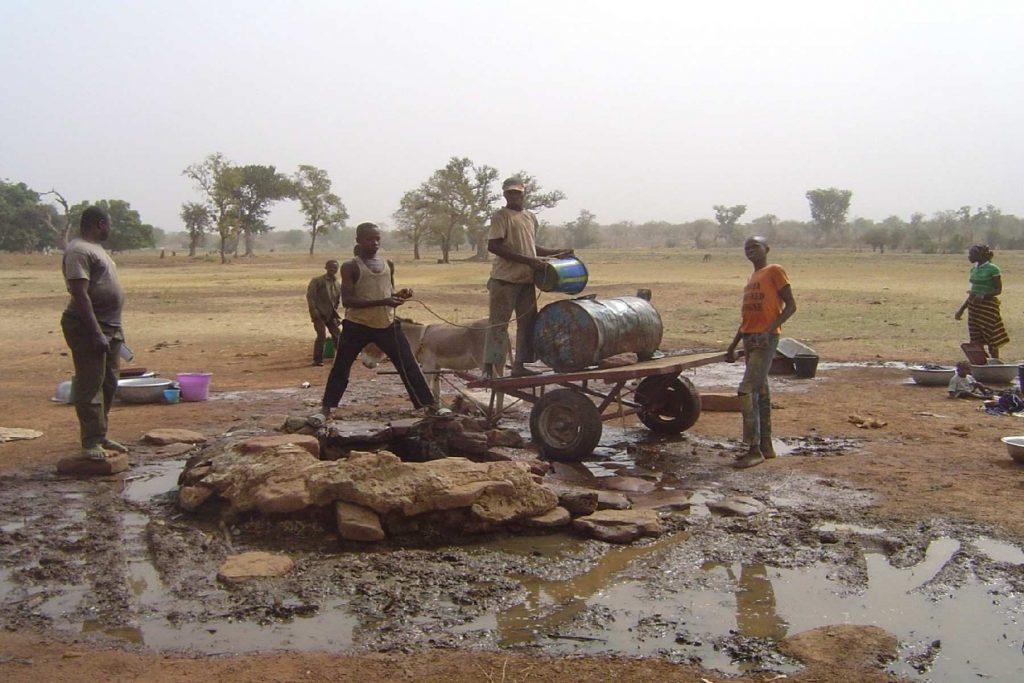 Projet de Sangoulema (Burkina Faso 2014-2018
