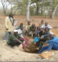 Projet Noumoukiedougou (Burkina Faso 2008)