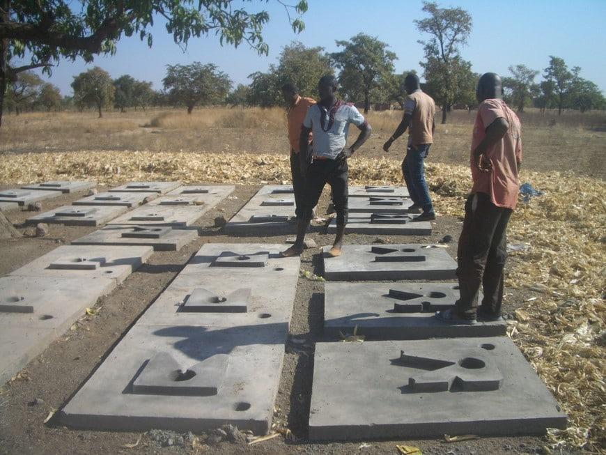 Projet de Sangoulema (Burkina Faso 2014-2018)