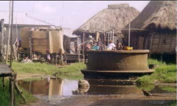 Projet Sô Ava Bénin2005