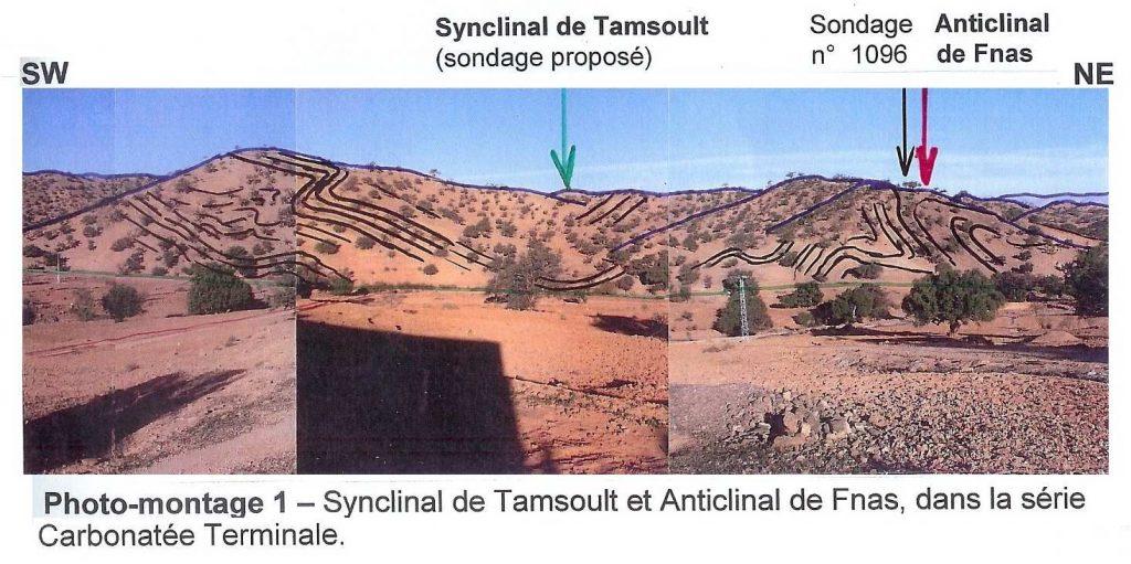 PROJET TAMSOULT (Maroc)