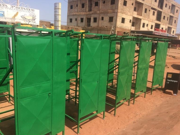Projet Zezouma Koro 2019 (Bukina Faso)